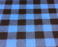 Pure Wool Check