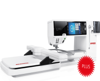 Bernina 880 Plus (Available In Store Only) Call Store for Pricing