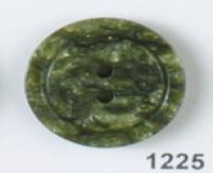 Olive Polyester Button