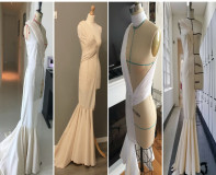 Draping The Couture-Bodice